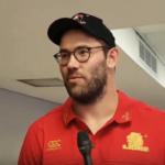 Watch: Van der Sluys on joining Lions