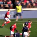 Highlights: Scotland vs Wales