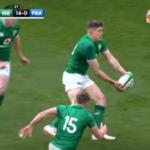 Highlights: Ireland vs France