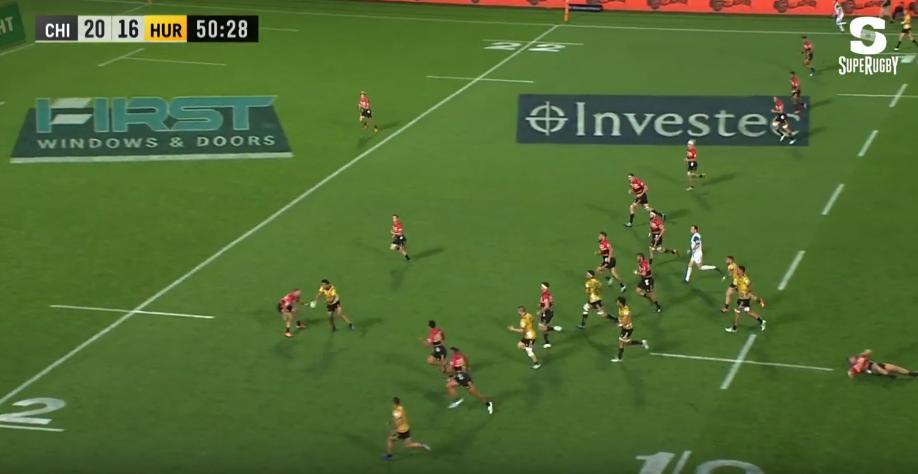 Highlights: Chiefs vs Hurricanes