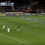 Highlights: England vs Scotland