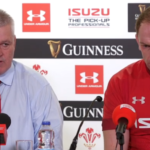 Watch: Wales press conference