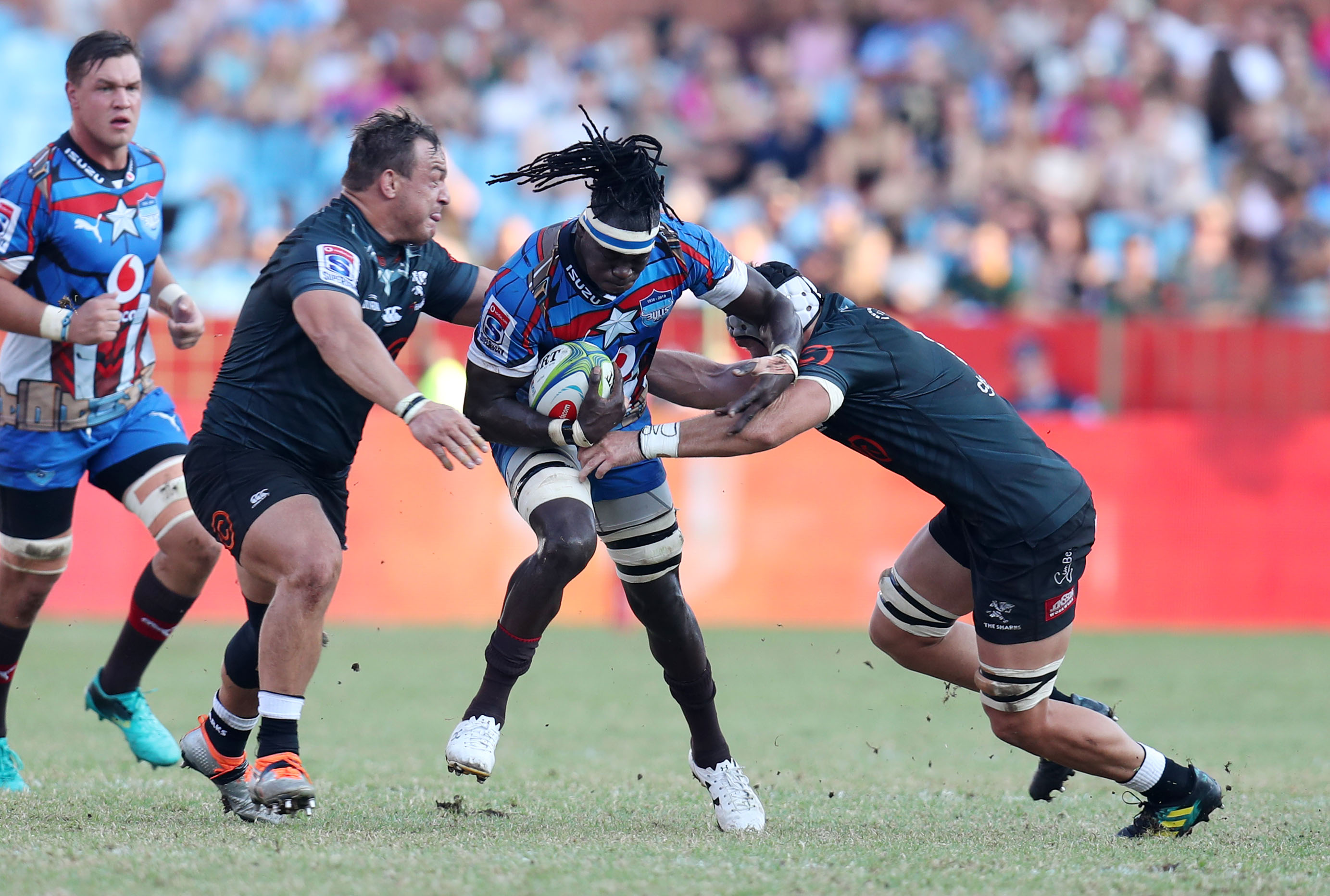 Bulls flank Tim Agaba seals move to France on two-year deal - SARugbymag