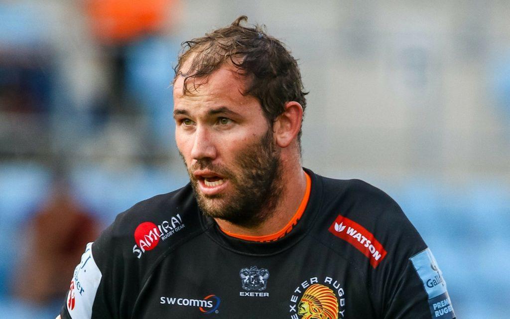 Lions lure Van der Sluys back to SA