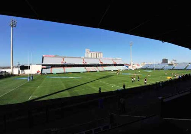 Buffalo City stadium