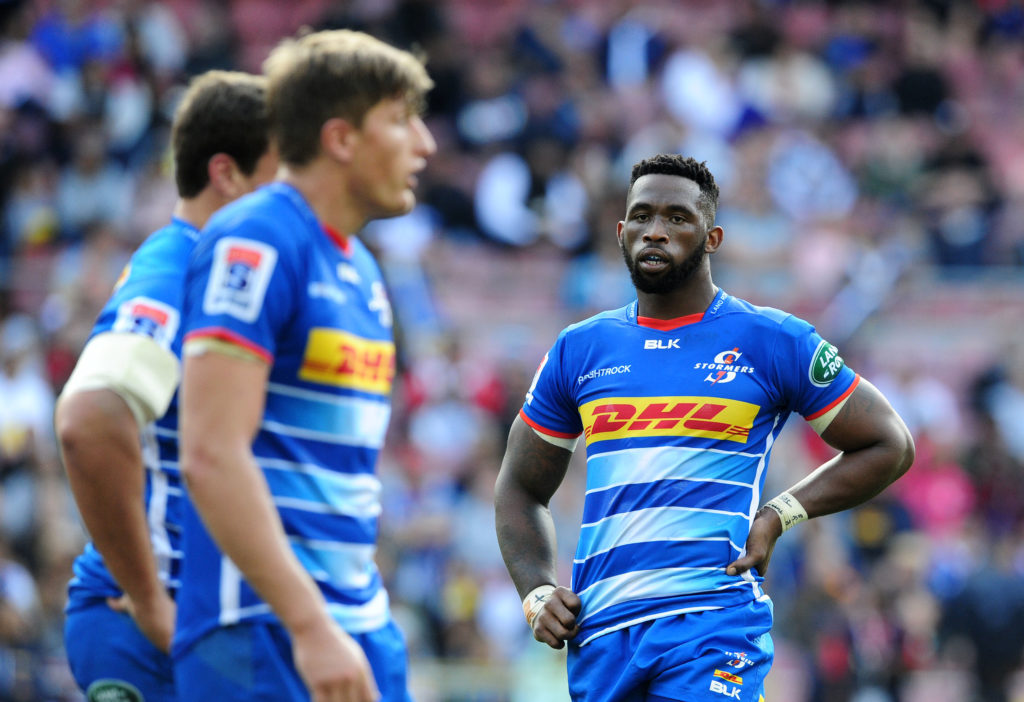 Kolisi blow for Stormers