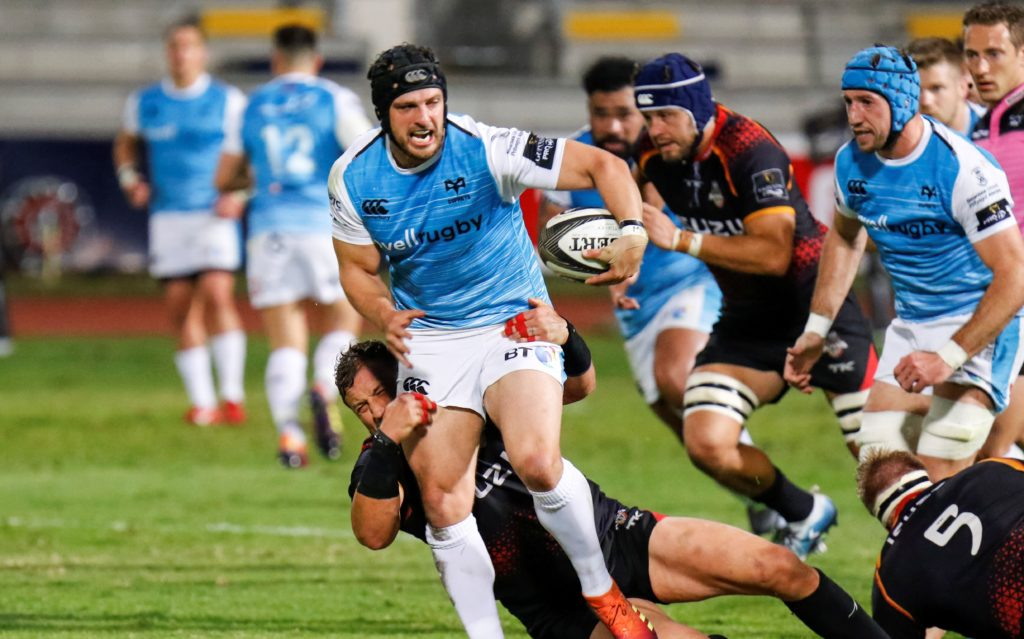 Ospreys batter lethargic Kings