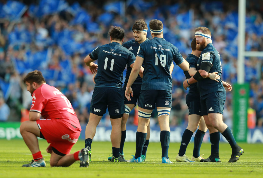 Leinster to face Sarries in European final