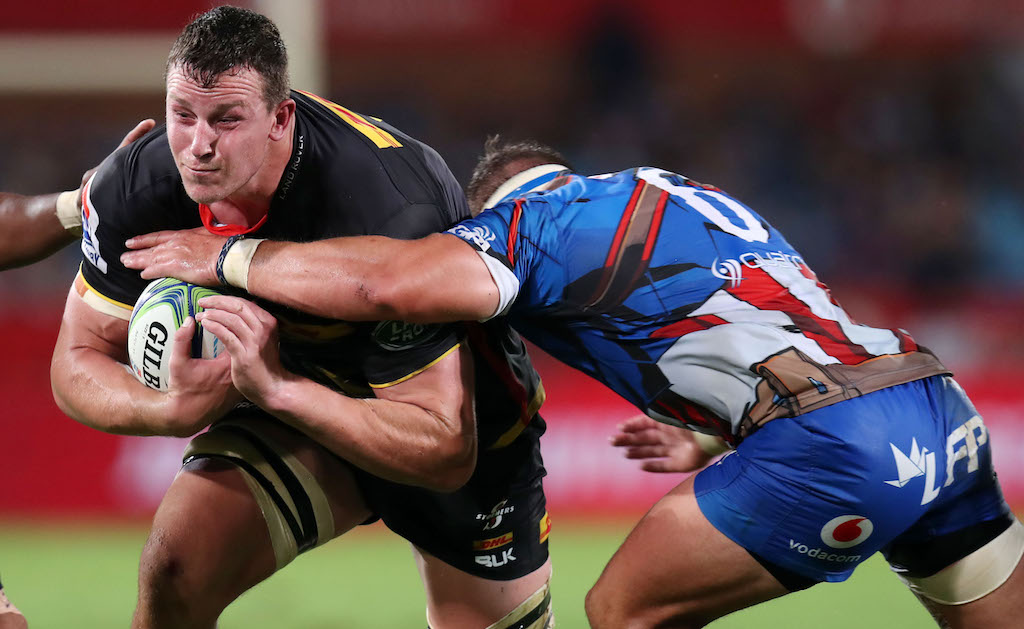 Playing Springbok Selector: A wealth of riches at lock