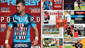 SA Rugby magazine (Issue 258)