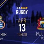 LIVE: Grey High vs Paul Roos