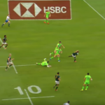 Watch: Blitzboks score lightning-fast try