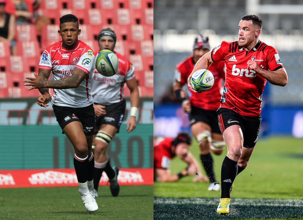 Jantjies, Crotty take centre stage