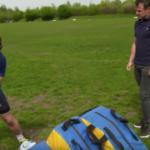 Watch: Faf training masterclass