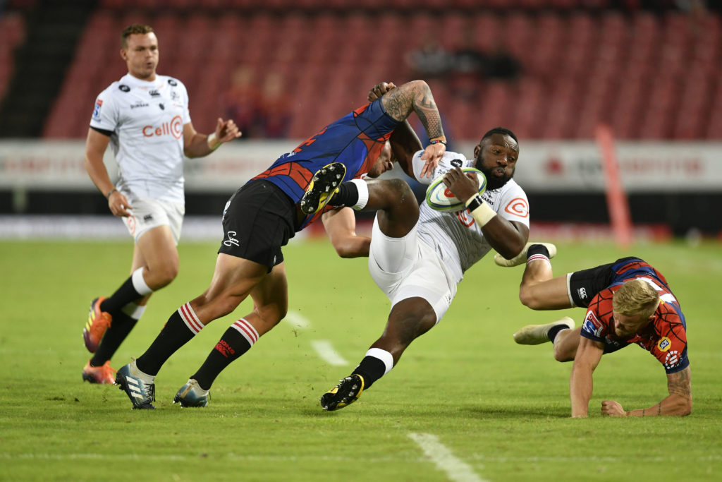Sharks end Ellis Park drought