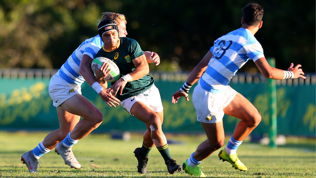 Junior Boks change three for New Zealand