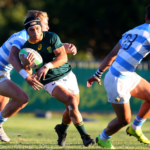 Backline reshuffle for Junior Boks