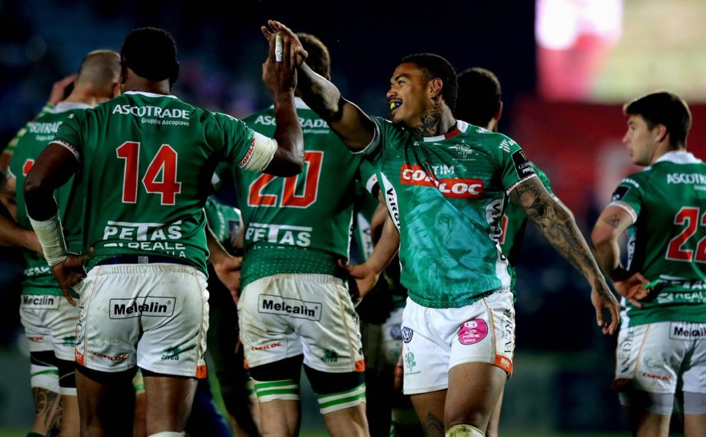 Treviso, Leinster in thrilling stalemate