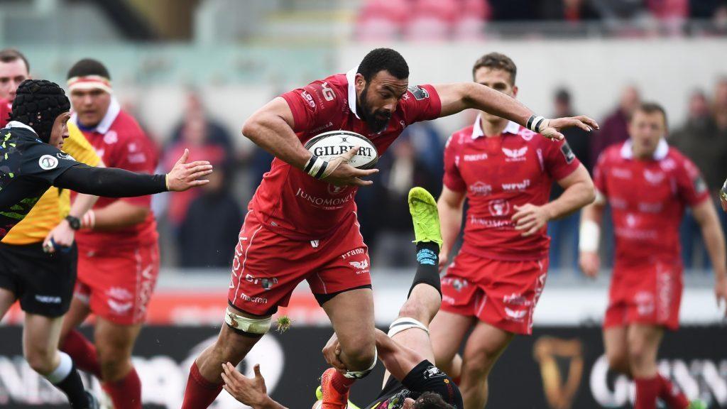 Cassiem stars in crucial Scarlets win